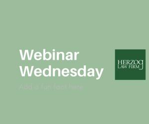 Free Estate Planning Webinar - Webinar Wednesday