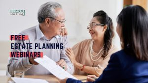 free estate planning webinars