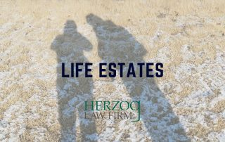 life estates Watch Out for These Potential Problems with Life Estates