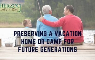 Transferring a Vacation Home