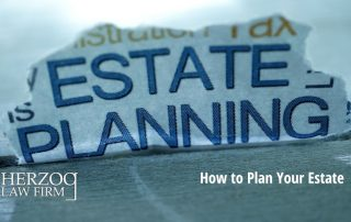 How to Plan Your Estate