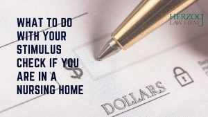 What To Do With Your Stimulus Check if You Are in a Nursing Home