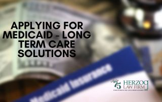 Applying for Medicaid - Long Term Care Solutions