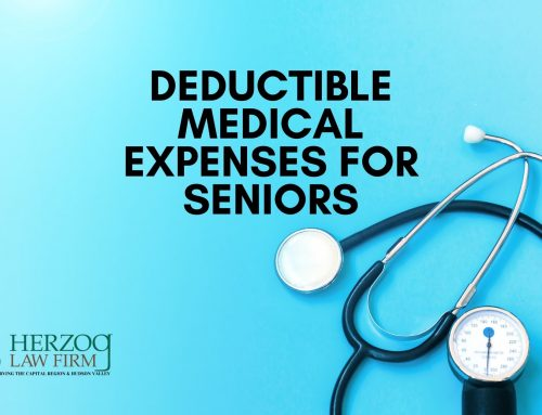 Deductible Medical Expenses for Seniors
