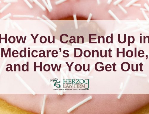 How You Can End Up in Medicare's Donut Hole, and How You Get Out