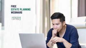 free estate planning webinars